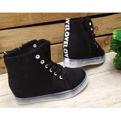 Dziewczęce sneakersy